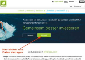 Börsenspiel kostenlos: Anleitung 1