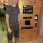 Goldautomat in Dubai
