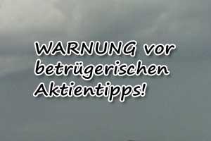 Aktienempfehlungen: Eine Warnung