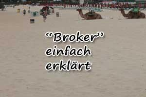 Was ist ein Broker?