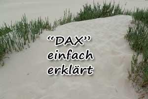 Was ist der DAX?