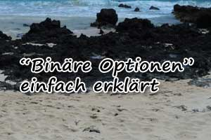 Erklärung: Was sind binäre Optionen?