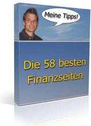 Die besten Finanzseiten eBook