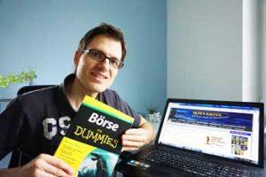 Das Buch Börse für Dummies vorgestellt