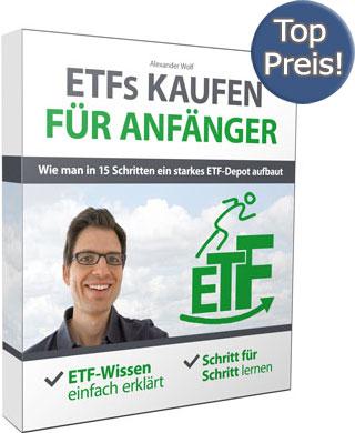 ETF kaufen für Anfänger Buch